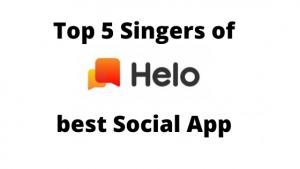 Helo best Social app